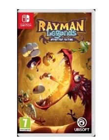 Rayman Legends (Nintendo Switch)