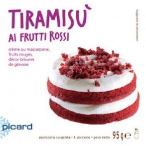 tiramisu ai frutti rossi tiramisu aux fruits rouges