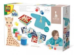 Coffret peinture aux doigts Sophie la girafe