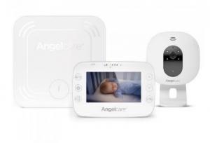ecoute-bebe video avec detecteur de mouvement