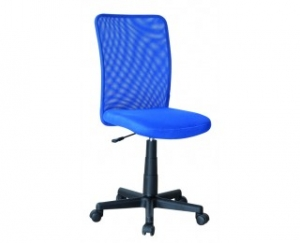 chaise de bureau - tylo - bleu fonce