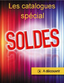 Les catalogues sp�cial soldes �t� 2015