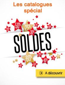 Les catalogues sp�cial soldes hiver 2016
