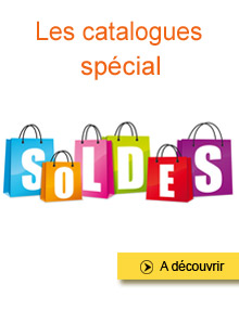 Les catalogues sp�cial soldes 2015
