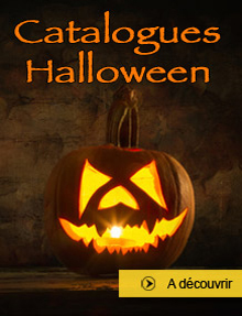 Les catalogues Halloween