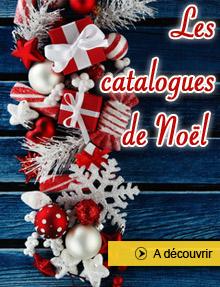 Les catalogues Noël