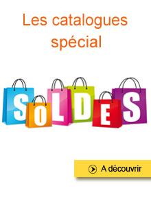 Les catalogues Soldes
